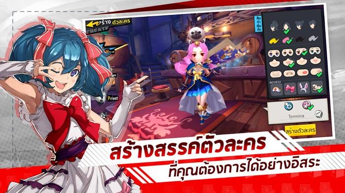 VNG Games ra mắt game mới Sky Era tại Thái Lan 1