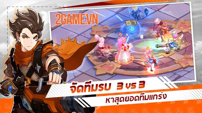 VNG Games ra mắt game mới Sky Era tại Thái Lan 3