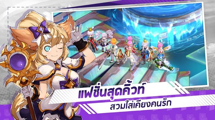 VNG Games ra mắt game mới Sky Era tại Thái Lan 4
