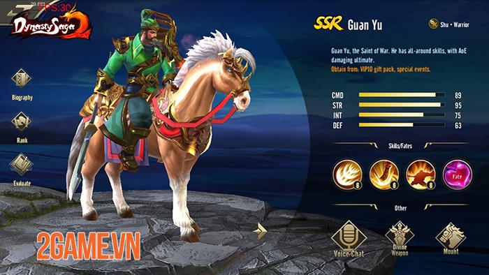 Cảm nhận Tuyệt Đỉnh Tam Quốc: Game thẻ tướng có nhiều tính năng mới lạ, hình ảnh đẹp mắt 5