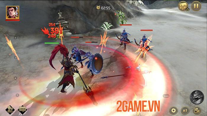 Cảm nhận Tuyệt Đỉnh Tam Quốc: Game thẻ tướng có nhiều tính năng mới lạ, hình ảnh đẹp mắt 4