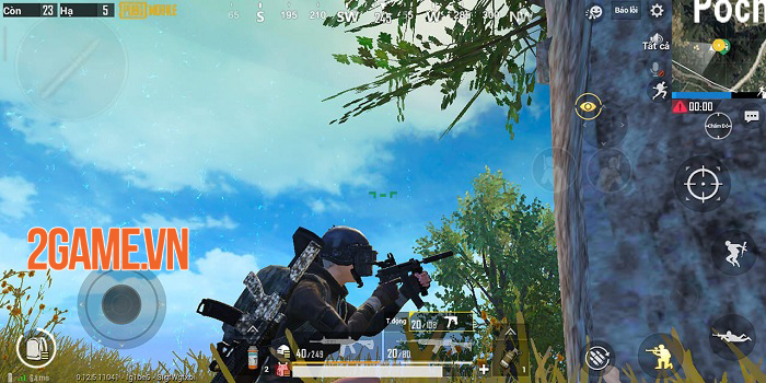 Top 14 game bắn súng hành động lấy bối cảnh quân sự hiện đại 8
