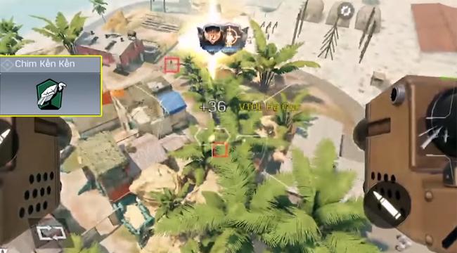 Call of Duty: Mobile VN tung nhiều vũ khí hủy diệt hạng nặng trong chế độ Bão Đạn