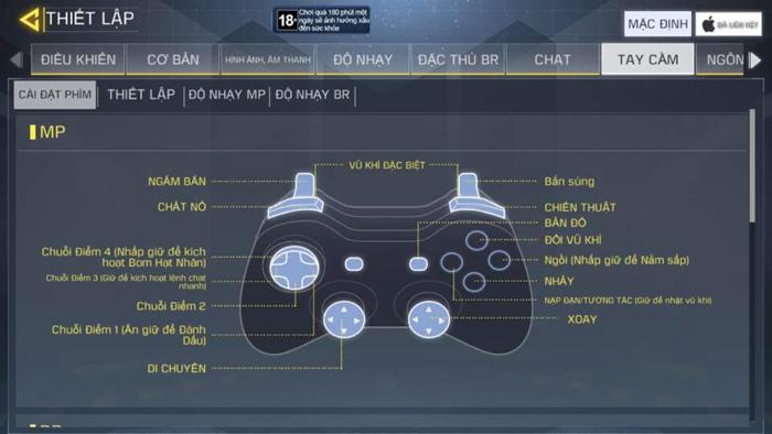 Những mẹo cơ bản giúp bạn bắn tốt trong Call of Duty: Mobile VN 2