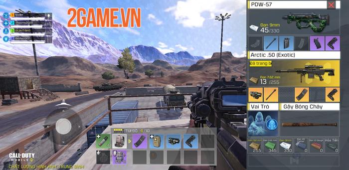 Những mẹo cơ bản giúp bạn bắn tốt trong Call of Duty: Mobile VN 5