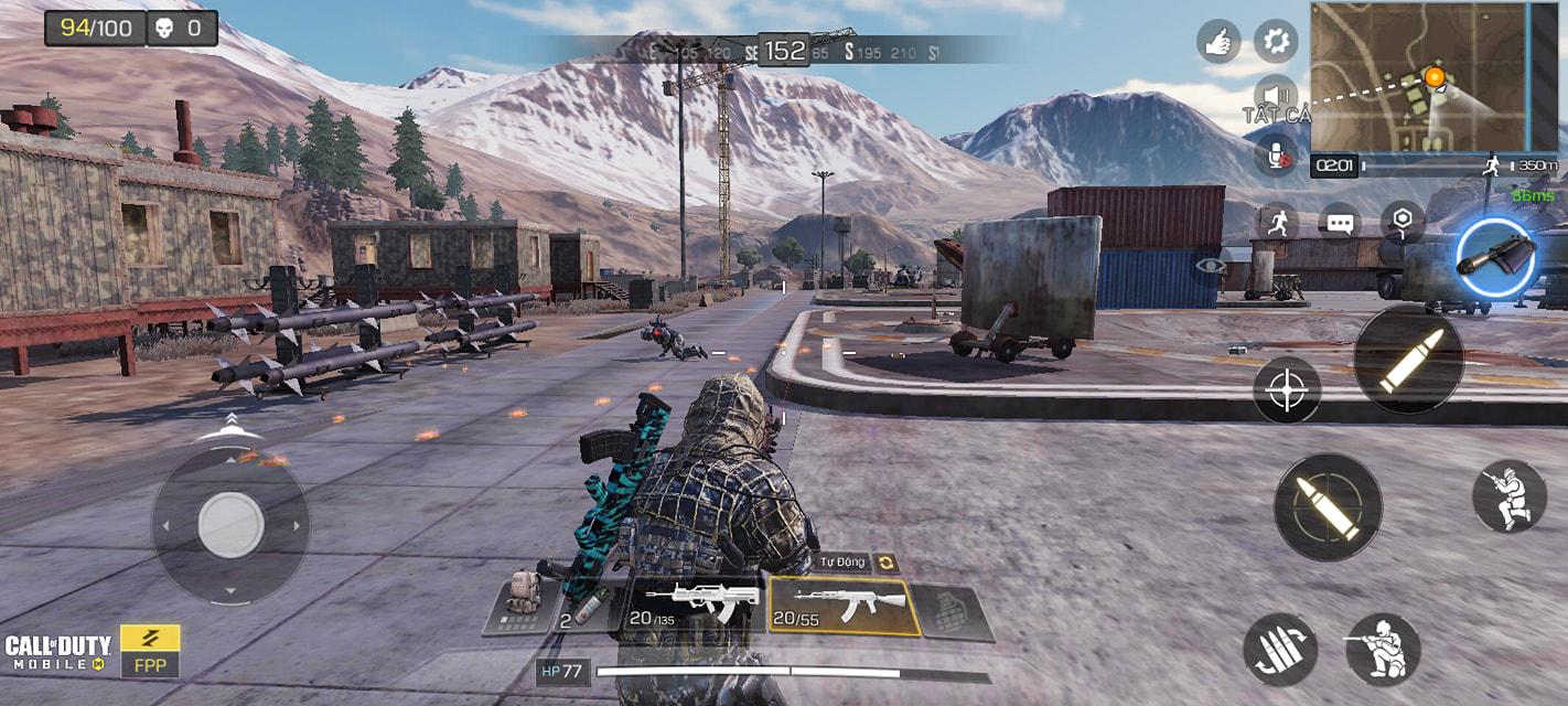 Những mẹo cơ bản giúp bạn bắn tốt trong Call of Duty: Mobile VN 1