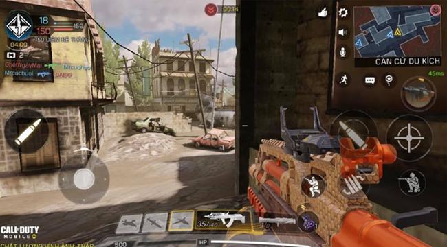 Tìm hiểu về chế độ chơi Tranh Đoạt của Call of Duty: Mobile VN