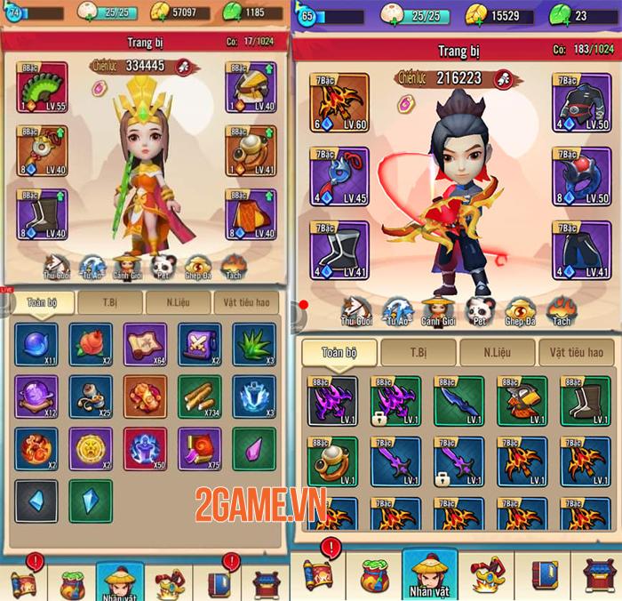 Fan game kiếm hiệp chọn đổi gió với Đại Hiệp Piu Piu Piu 2