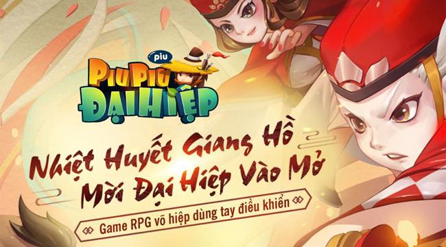 Fan game kiếm hiệp chọn đổi gió với Đại Hiệp Piu Piu Piu