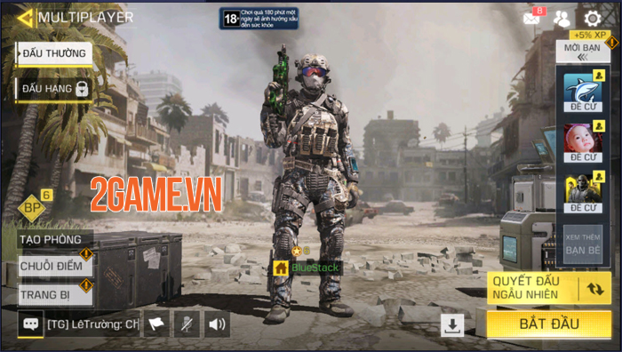 Cách để bạn trở thành tay súng thiện xạ trong Call of Duty: Mobile VN 0
