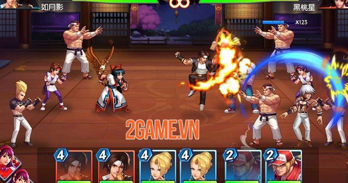 Top 7 game mobile lấy thương hiệu Quyền Vương 6