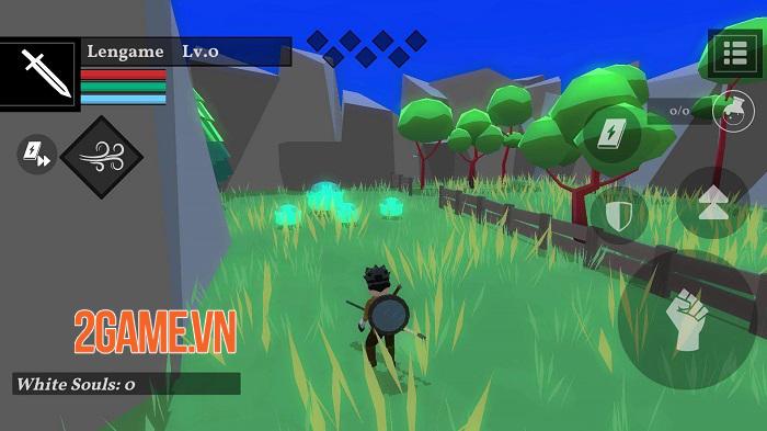 WhiteFlame - Game nhập vai được phát triển và phát hành bởi người Việt 2
