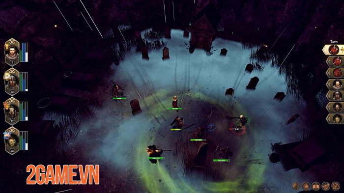 Zoria: Age of Shattering - Game nhập vai hành động kết hợp quản lý chiến thuật đỉnh cao 1