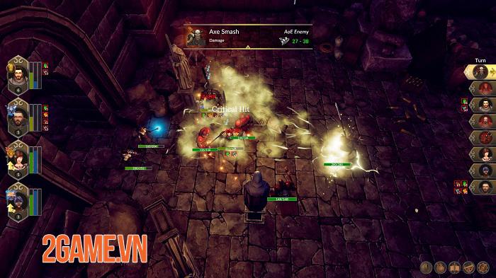 Zoria: Age of Shattering - Game nhập vai hành động kết hợp quản lý chiến thuật đỉnh cao 4
