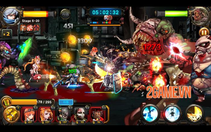 Game chiến thuật hành động 3Q Phản Công Mobile đầy mới lạ về Việt Nam 4