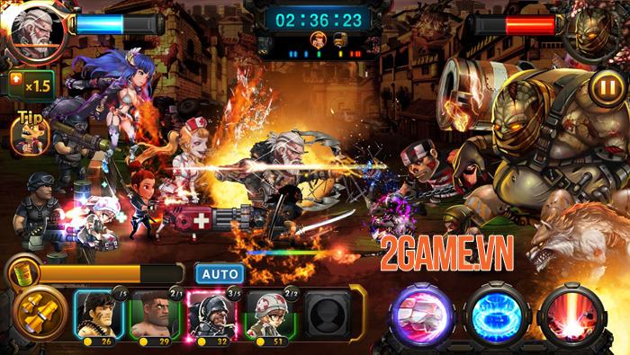 Game chiến thuật hành động 3Q Phản Công Mobile đầy mới lạ về Việt Nam 1