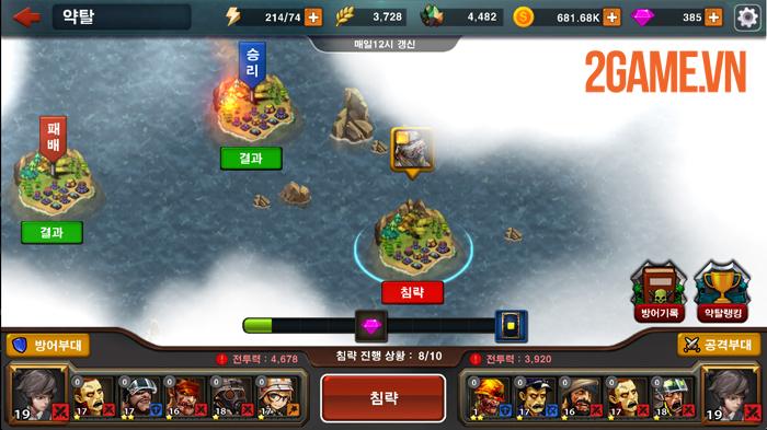 Game chiến thuật hành động 3Q Phản Công Mobile đầy mới lạ về Việt Nam 5