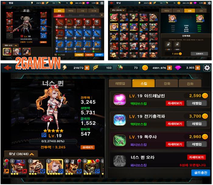 Game chiến thuật hành động 3Q Phản Công Mobile đầy mới lạ về Việt Nam 3
