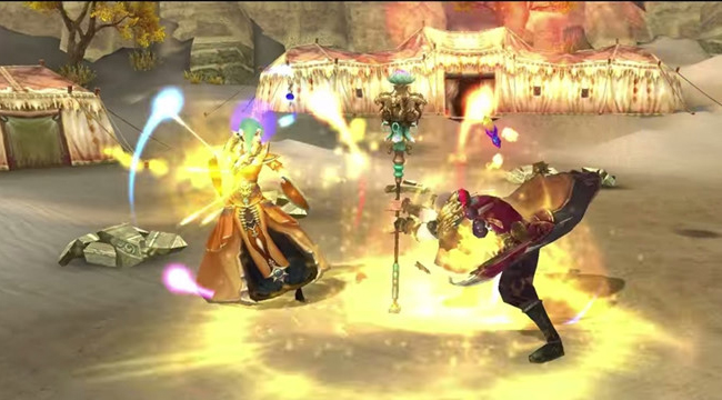 Vừa ra mắt Quỷ Cốc xong Tân Thiên Long Mobile VNG liền nhá hàng thêm môn phái mới