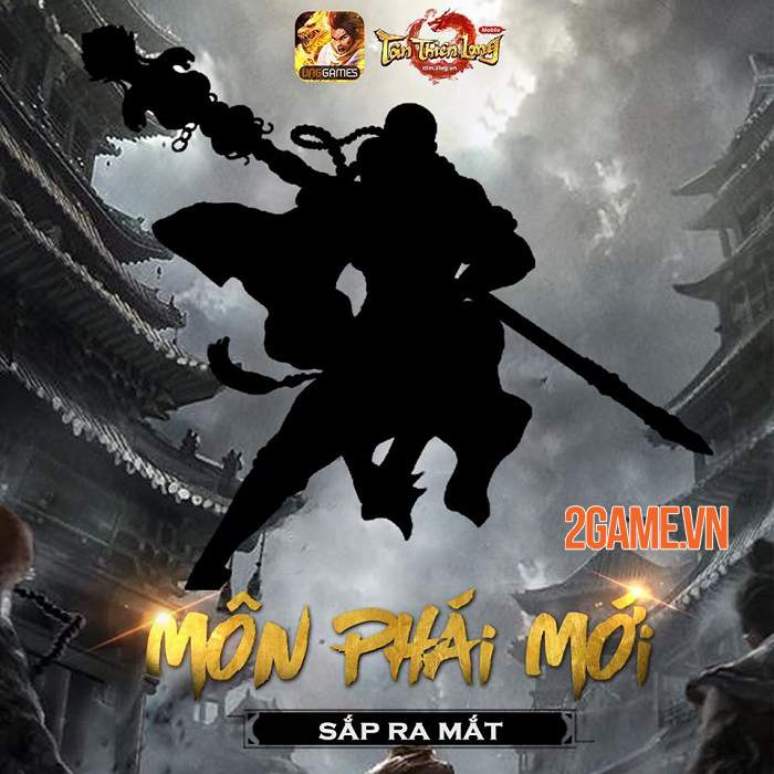 Vừa ra mắt Quỷ Cốc xong Tân Thiên Long Mobile VNG liền nhá hàng thêm môn phái mới 2