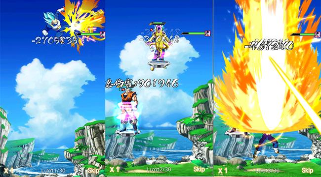 Heroes of Earth – Game thẻ tướng bối cảnh Dragon Ball có hỗ trợ tiếng Việt