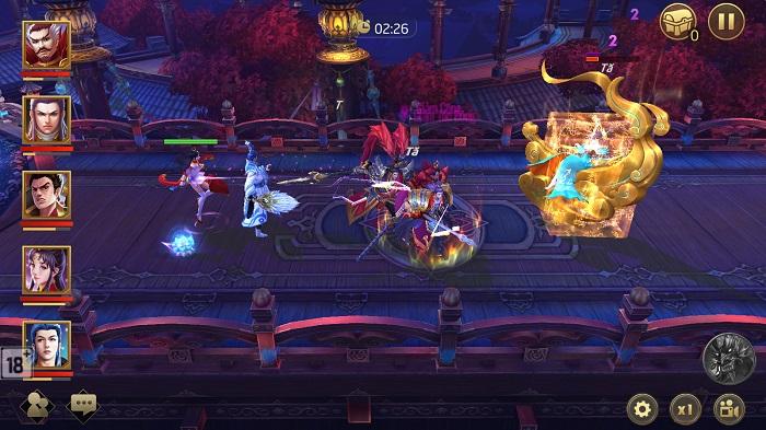 Game thủ Tuyệt Đỉnh Tam Quốc đua nhau trải nghiệm phiên bản quốc tế 3
