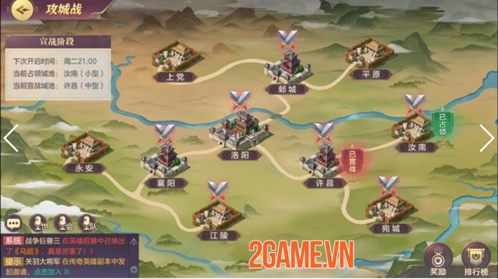 Tam Quốc Chí Huyễn Tưởng Đại Lục - Game thẻ bài chiến thuật phá vỡ giới hạn cấp độ 3