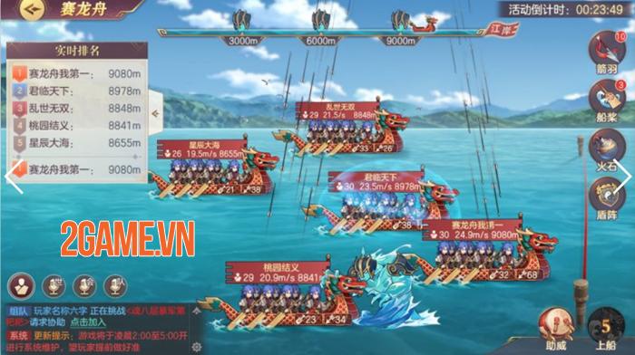 Tam Quốc Chí Huyễn Tưởng Đại Lục - Game thẻ bài chiến thuật phá vỡ giới hạn cấp độ 4