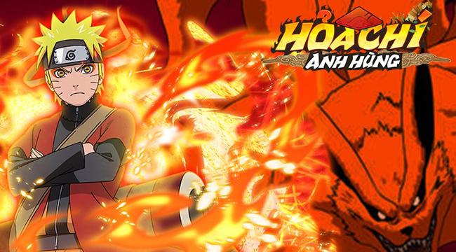 Game Naruto H5 – Hỏa Chí Anh Hùng sắp ra mắt game thủ Việt
