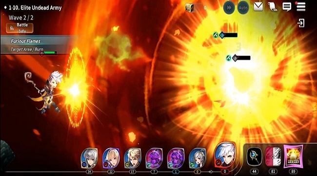 Five Stars – Game đánh theo lượt với dàn nhân vật sexy hết phần người khác