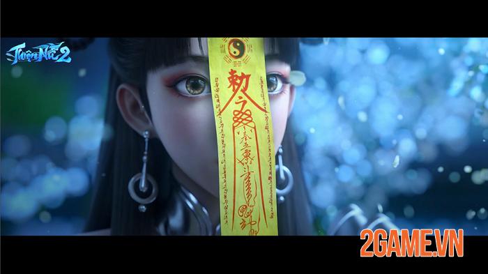 Thiện Nữ 2 kế thừa và phát triển các tính năng đậm màu sắc MMORPG truyền thống 1