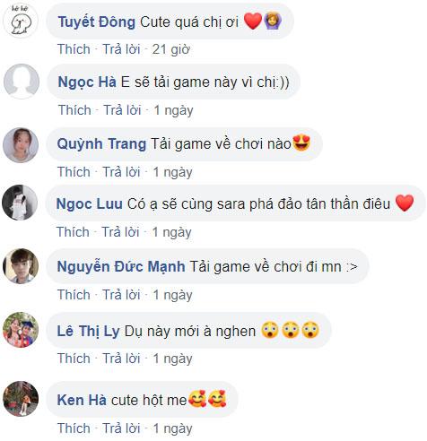 Tân Thần Điêu VNG được các streamer, nghệ sĩ Việt đánh giá cao 7