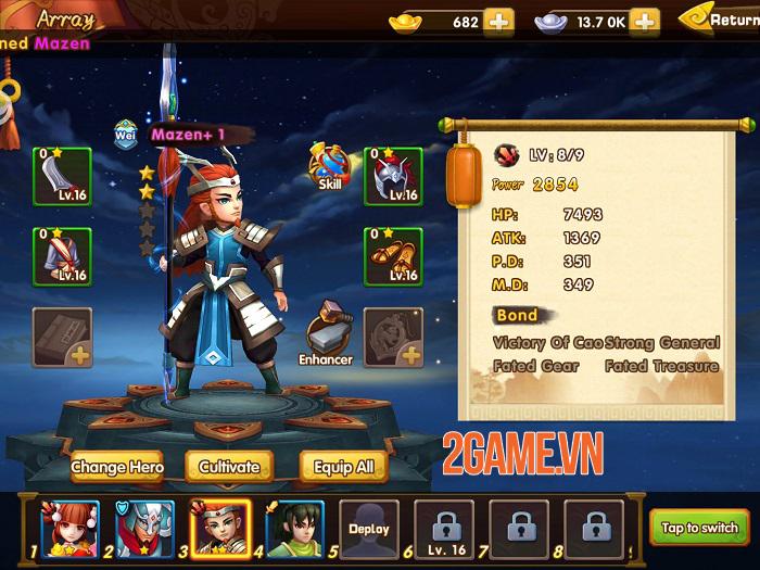 Pocket Kingdom TD - Game phòng thủ tháp pha trộn giữa cũ và mới 1