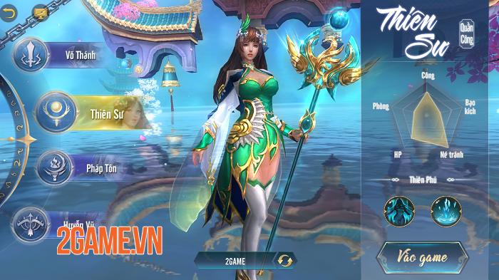 Phong Ma Chiến không chỉ đẹp mà lối chơi còn quá hợp ý game thủ 0