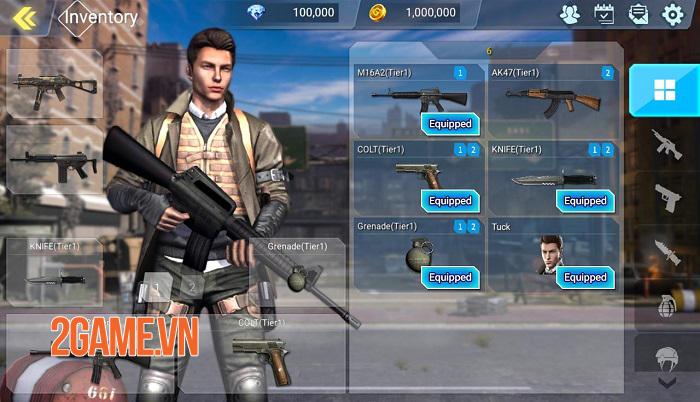 Red Dot: Front Line chất lừ với đồ họa đẹp và các chế độ chơi đa dạng 0