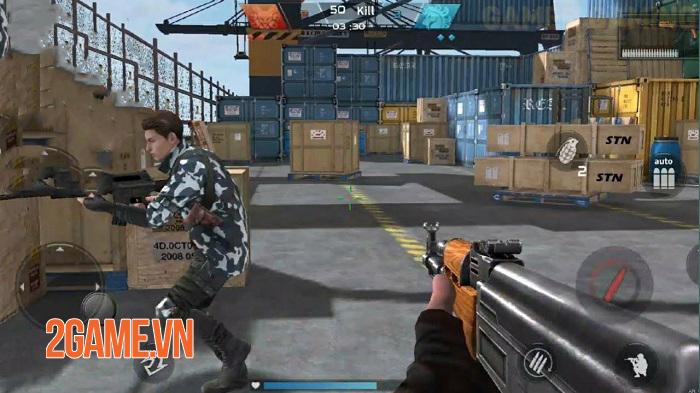 Red Dot: Front Line chất lừ với đồ họa đẹp và các chế độ chơi đa dạng 2