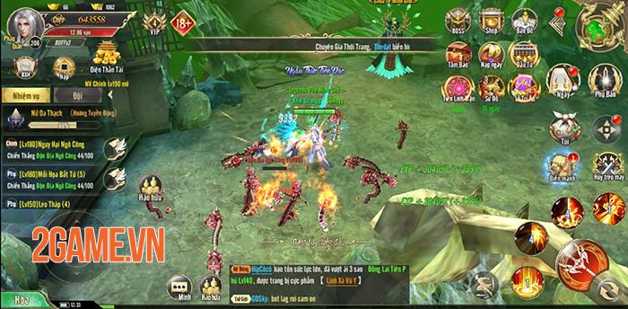 Phong Ma Chiến không chỉ đẹp mà lối chơi còn quá hợp ý game thủ 3