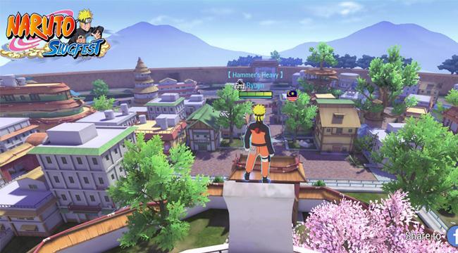 Game nhập vai Naruto: Slugfest về Việt Nam, ra mắt vào dịp hè 2020