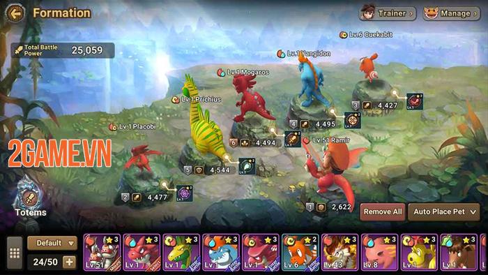 StoneAge World - Thế giới tiền sử thú vị với hệ thống chiến đấu đơn giản 3