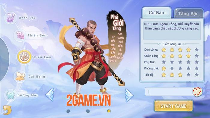 Võ Lâm Hào Hiệp - Tựa game kiếm hiệp đánh theo lượt đầy tinh tế 0