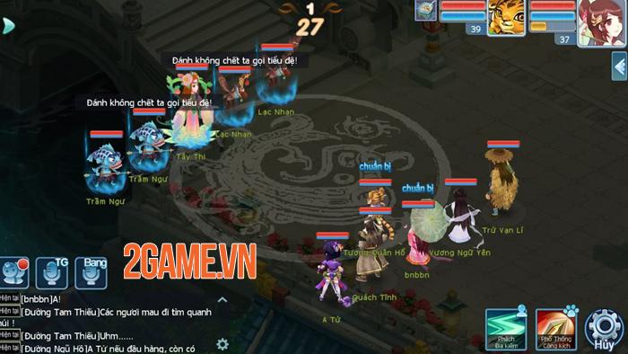 Võ Lâm Hào Hiệp - Tựa game kiếm hiệp đánh theo lượt đầy tinh tế 5