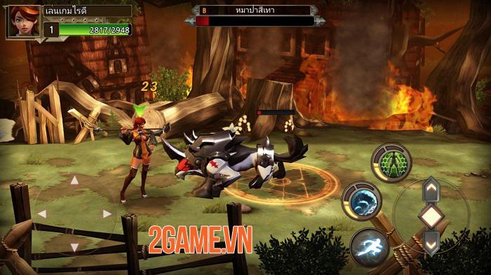 Soul Eater - Game hành động đem đến niềm vui của các game arcade cổ điển 0