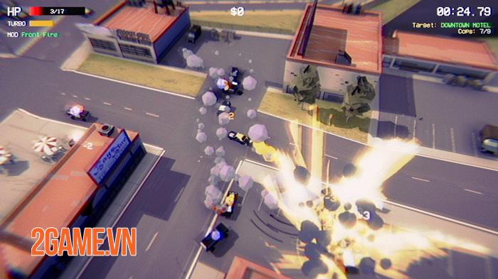 PAKO 2 mang đến những màn lượn lách trốn cảnh sát đầy thú vị 3