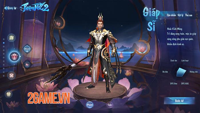 Tháng 6 này game thủ Việt sẽ được sinh con tại Thiện Nữ 2 VNG 0