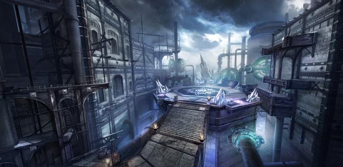 Game thủ AxE: Alliance vs Empire choáng ngợp với 2 bản đồ mới 0
