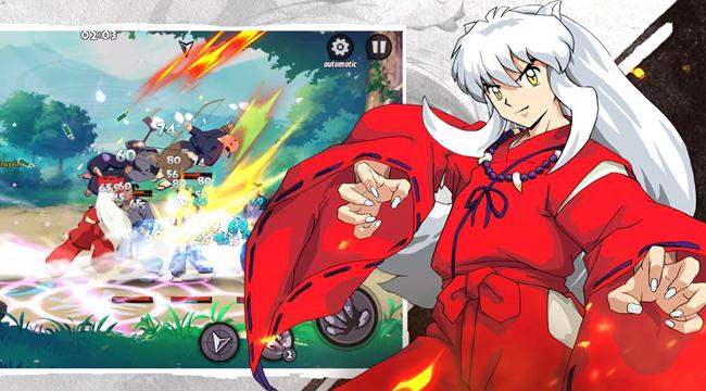 Game nhập vai thẻ tướng Inuyasha Awakening ra mắt bản tiếng Anh