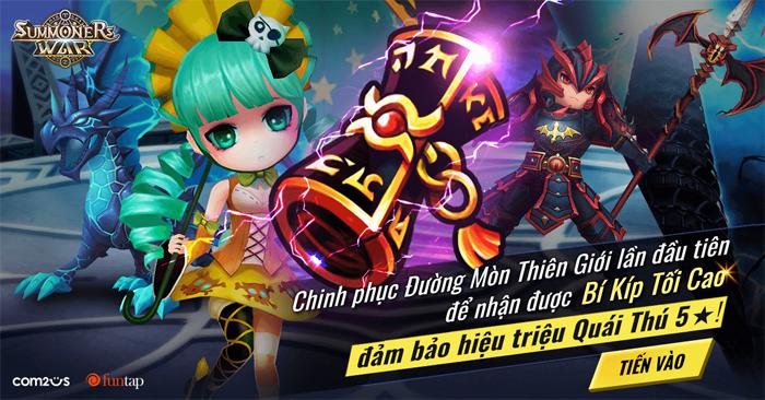 Summoners War quyết tâm mang đến những tháng ngày rực rỡ cho game thủ Việt 0