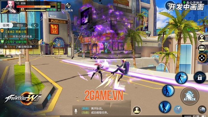 Top 7 game mobile lấy thương hiệu Quyền Vương 4