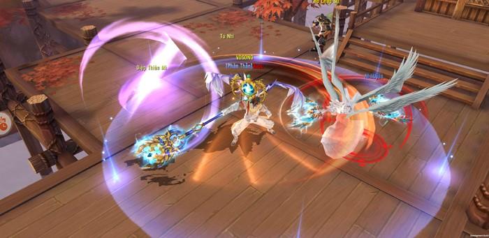 Kiếm Ma 3D đốn gục tim game thủ với những tính năng PVP lôi cuốn 0