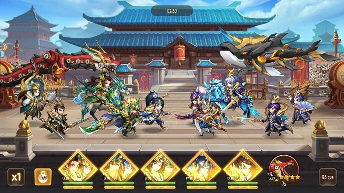Giải mã hiện tượng Toàn Dân Tam Quốc - Lựa chọn hàng đầu của fan đấu tướng chiến thuật 1